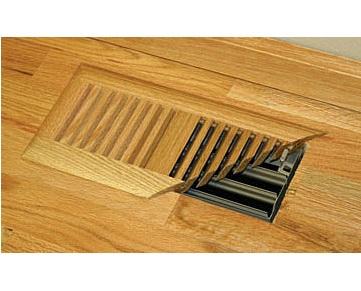 grillworks box damper 1 - Jeffco Flooring