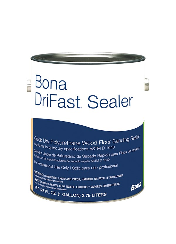 bona drifast sealer - Jeffco Flooring