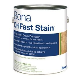 bona drifast stain - Jeffco Flooring
