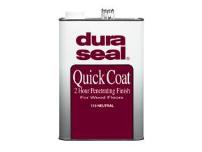 duraseal quick coat picture - Jeffco Flooring