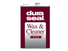 Duraseal Wax And Cleaner Jeffco Flooring
