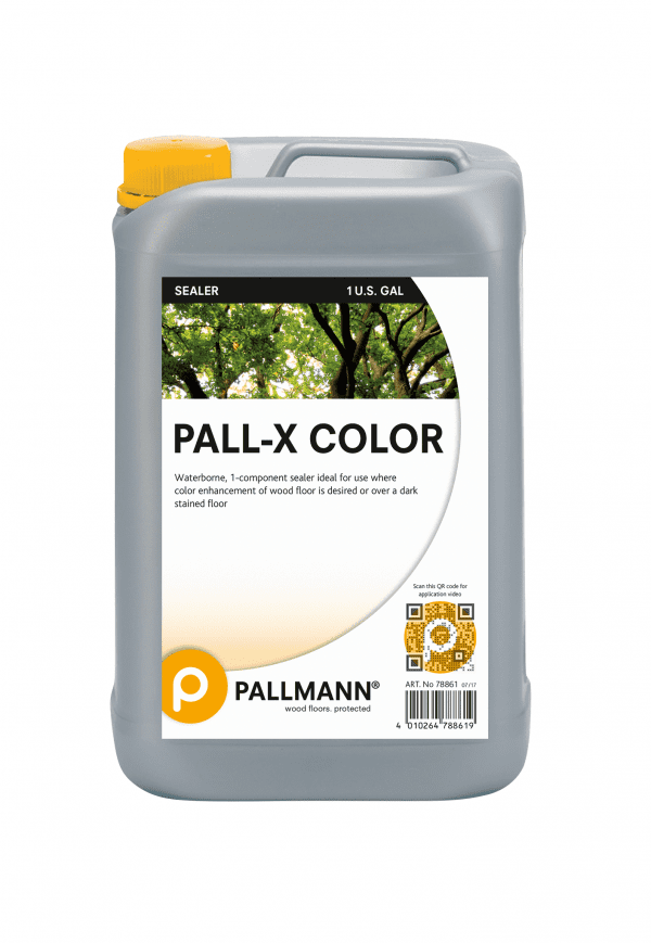 pall x color sealer 1 - Jeffco Flooring