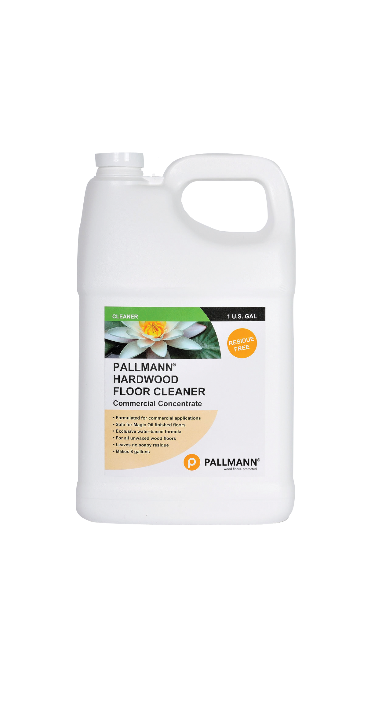 pallmann cleaner concentrate 4 - Jeffco Flooring