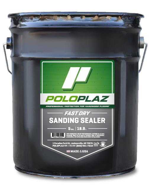 poloplaz fast dry sanding sealer - Jeffco Flooring