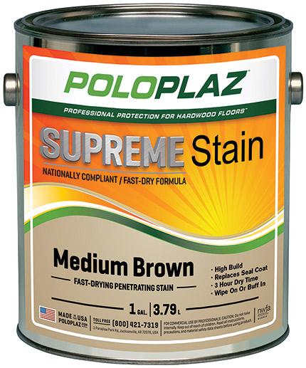 poloplaz supreme stain - Jeffco Flooring