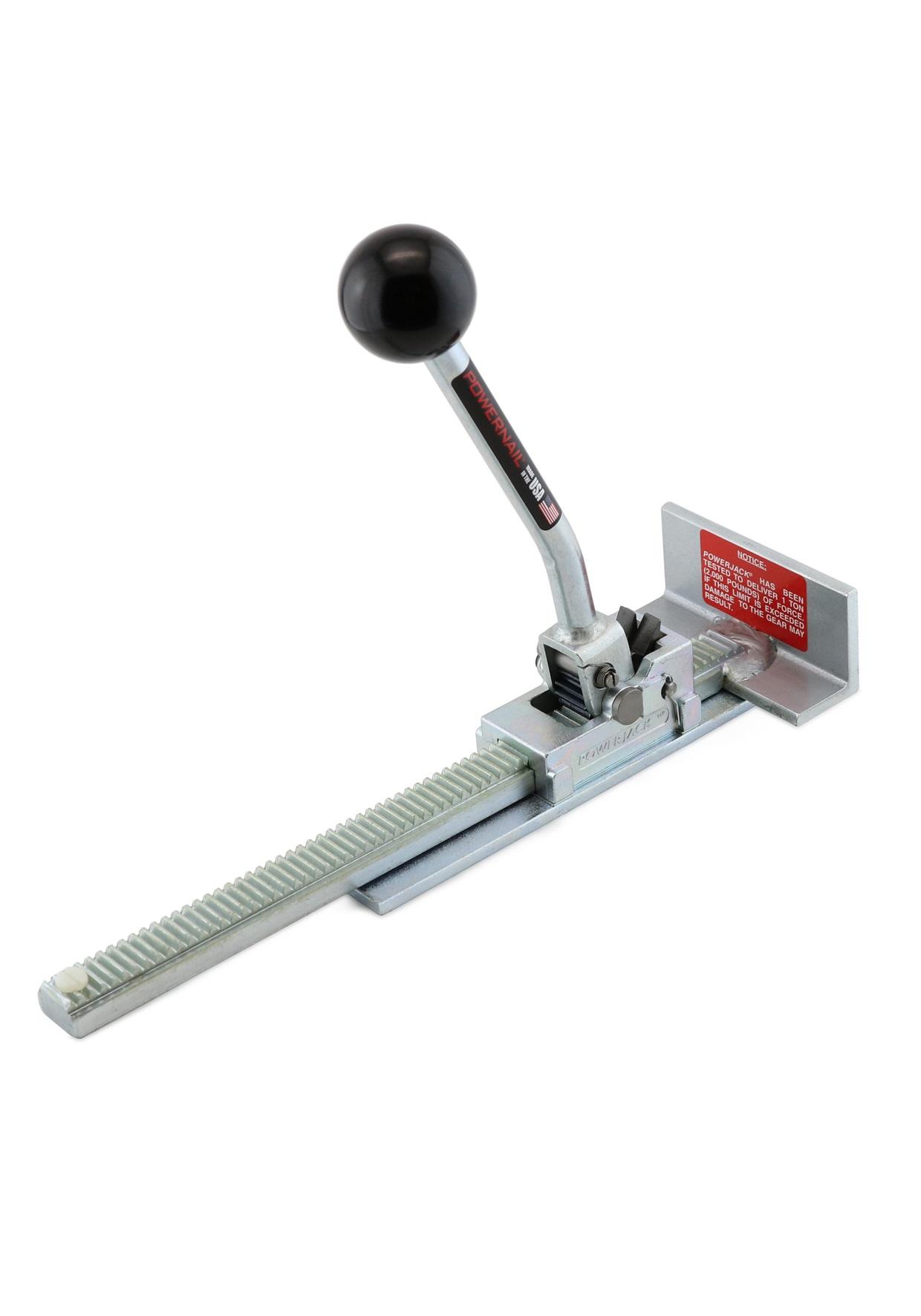 powernail powerjack 100 3 - Jeffco Flooring