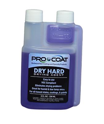 procoat dry hard drying agent - Jeffco Flooring