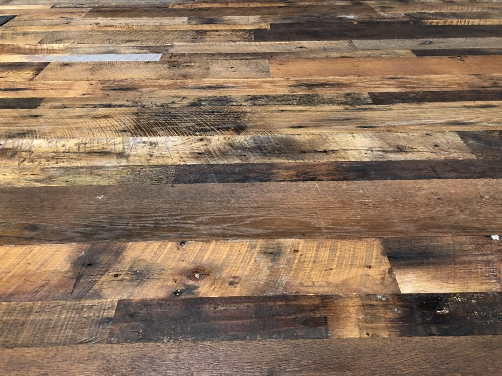 Engineered Reclaimed Barnwood