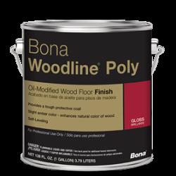 bona woodline poly - Jeffco Flooring