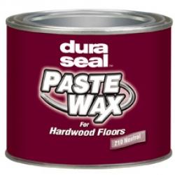 duraseal paste wax - Jeffco Flooring